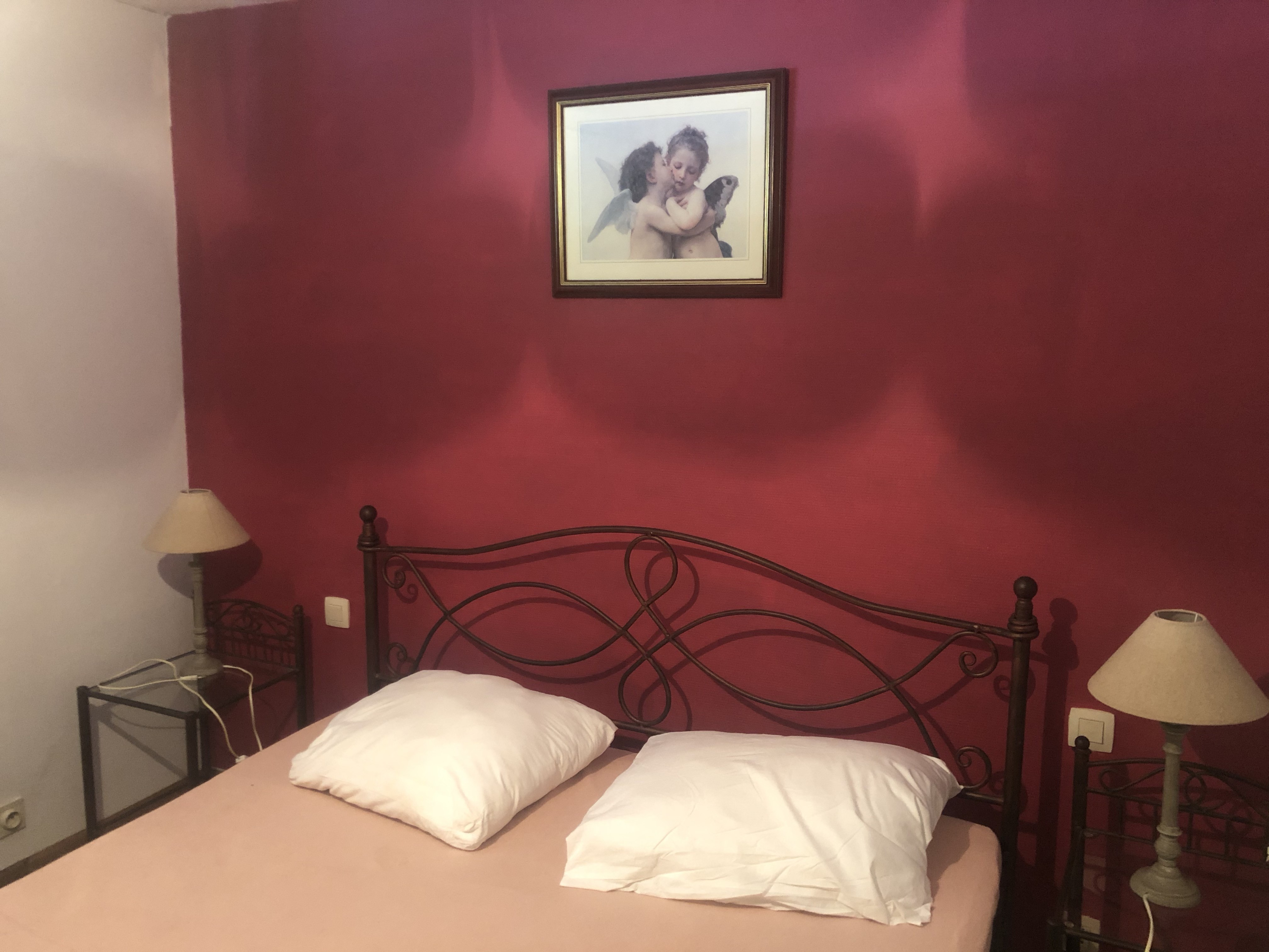 chambre appartement I
