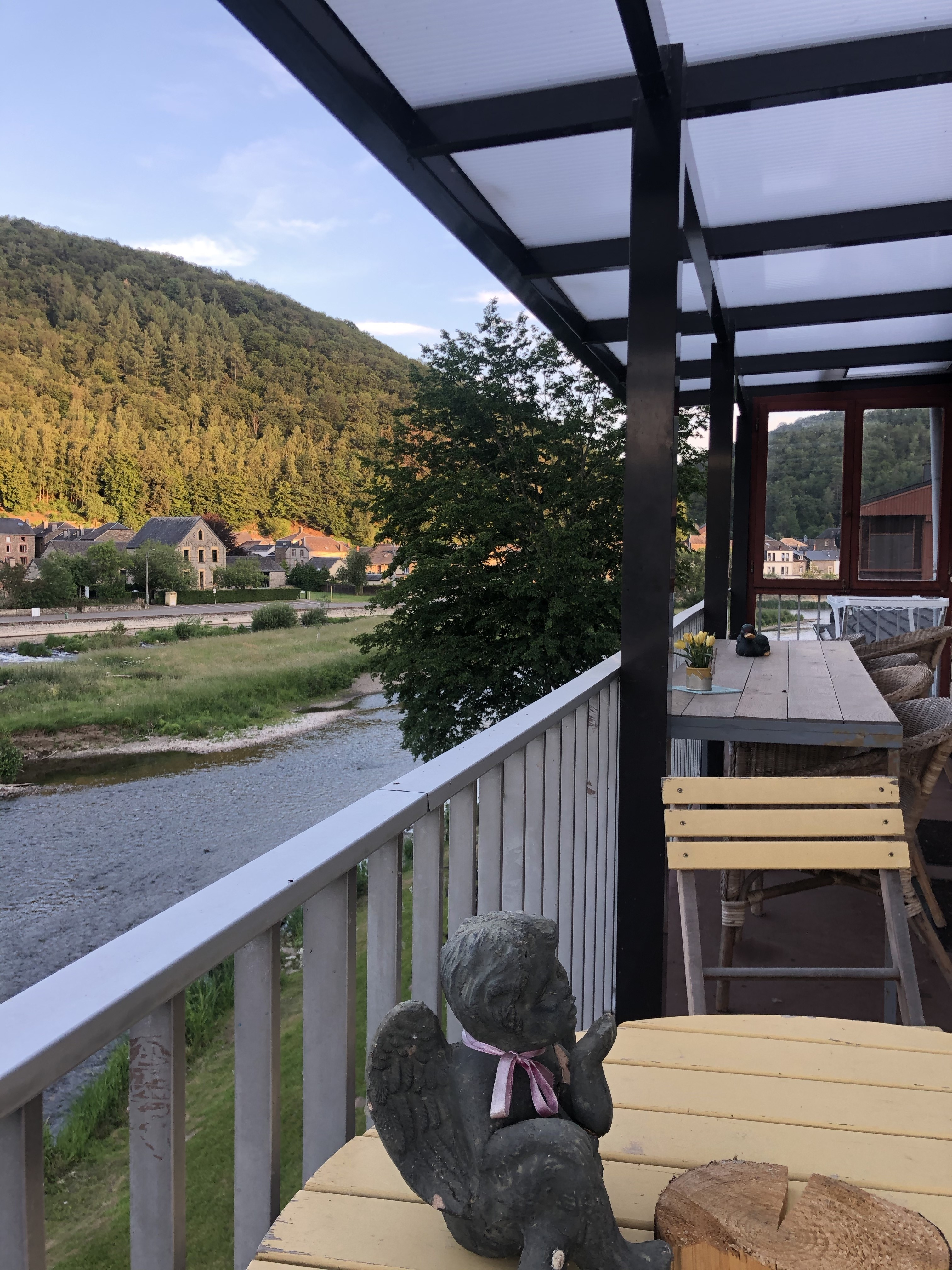 terrasse appartement I